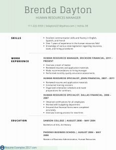 Account Manager Resume Template - 30 Account Manager Resume Examples