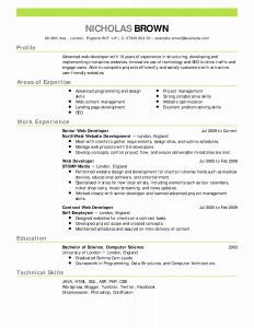 Accountant Resume - Accounting Resume Objective Best Fresh Examples Resumes Ecologist