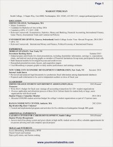Accounting Careers Resume - Example Accounting Resume Fresh Best Fresh Entry Level Resume
