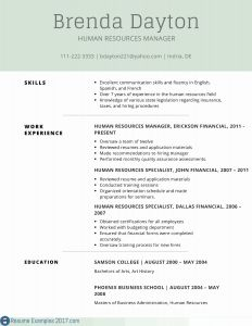 Acting Resume Template 2017 - 15 How to Make A Proper Resume