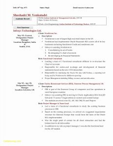 Actuary Resume - Actuarial Science Resume Examples Best Barback Resume Examples