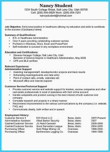 Administrative assistant Resume Template Microsoft Word - 29 Best Successful Resumes Example