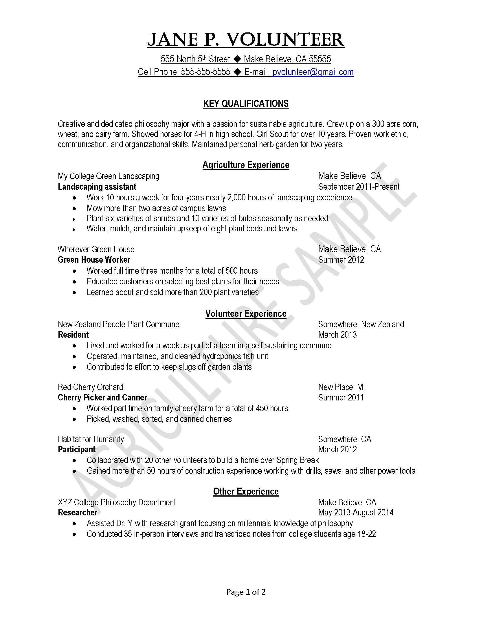 agriculture resume Collection-Resume Templates for College Applications Awesome Awesome Sample College Application Resume Lovely Painter Resume 0d 1-p