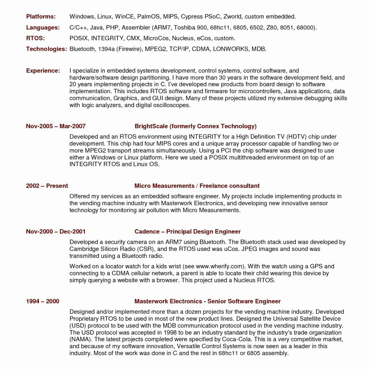 10 art director resume collection