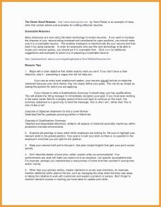 Automotive Technician Job Description Resume - Auto Mechanic Description New Mechanic Job Description for Resume