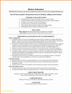 Bba Resume Template - Free Student Resume Templates Luxury Resume Templates Resume