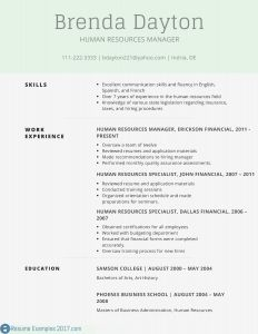 Business Administration Resume Template - Business Administrator Sample Resume