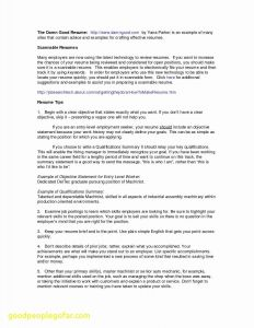 Car Mechanic Career Resume - Car Mechanic Jobs Resume Fresh Elegant Best Resume Samples for Sales