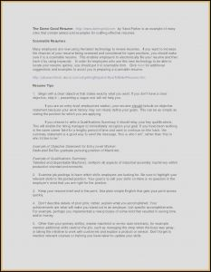 Car Mechanic Cv Resume - Resume format for Mechanical New Sample Resume for Automotive