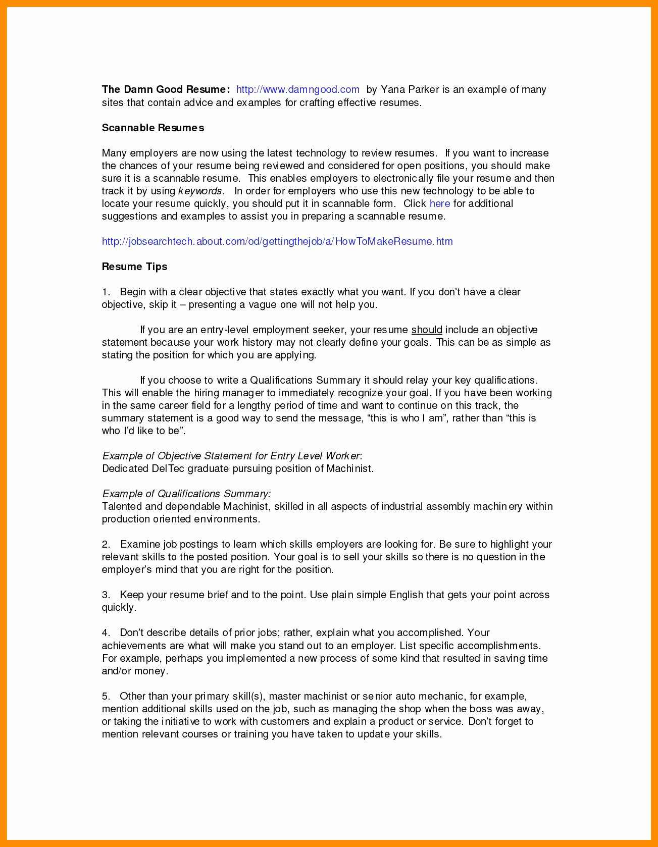 car mechanic education resume example-Car Mechanic Education Resume Inspirational Child Care Resume Templates Free Lovely Child Care Provider Resume 7-h