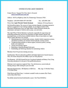 Car Mechanic Training Resume - Nursing Resume Keywords List