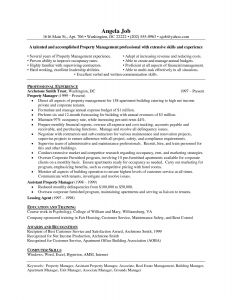 Car Rental Manager Resume - Property Management Resume Examples Reference assistant Property