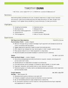 Car Sales Description for Resume - 50 Collection Retail Sales Receipt Template