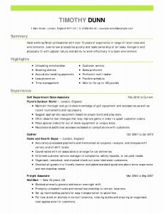 Car Statements Resume - 25 Fresh Good Resume Objective Statement