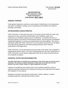 Car Tech Resume - Car Maintenance Schedule Inspirational Industrial Maintenance Resume