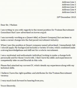 Career Change Resume Template - Career Change Cover Letter Examples Valid who to Address Cover