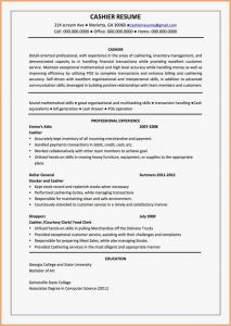 Cashier Resume Template - Free Creative Resume Template Elegant Free Resume assistance