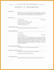 Chef Resume Template - Sample Chef Resume