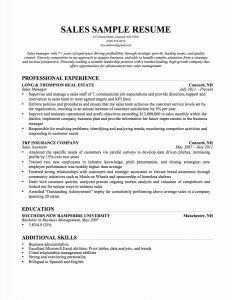 Chemistry Resume Template - Meaning Resume Awesome Fresh Examples Resumes Ecologist Resume 0d