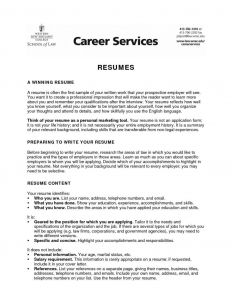 Chronological Resume Template - Free Downloads Resume Template Chronological Edmyedguide24