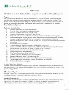 Clerical Resume Template - Entry Level Clerical Resume 20 Accounting Resume Examples Free
