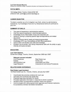 Clerical Resume Template - Clerical Resume Sample Best Sample Clerical Resume Roddyschrock