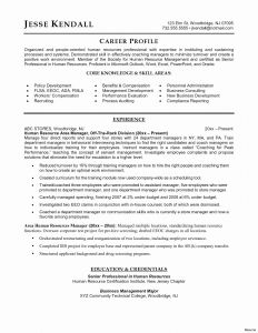 Coaching Resume Template - Pany Letter Template Collection