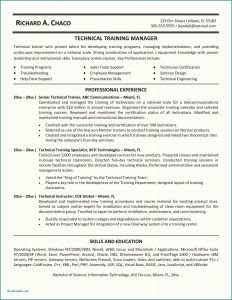 Combination Resume Template - Functional Resume Sample Information Technology Free Functional