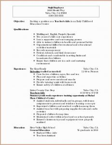 Combination Resume Template - 16 Lovely Bination Resume Examples Land Of Template