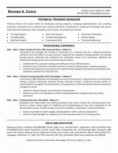 Company Resume - Custom Calendar Pany Fresh Skills for A Resume Fishing Resume 0d