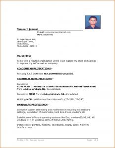 Computer Hardware and Networking Resume - Puter Hardware Skills for Resume Download Free Puter Skills