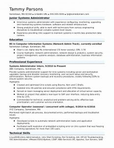 Computer Hardware Technician Resume - Hardware Resume New Automotive Technician Resume Beautiful