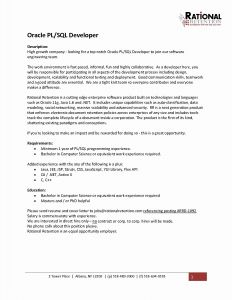 Computer Science Graduate Resume Template - 25 Best Puter Science Resume
