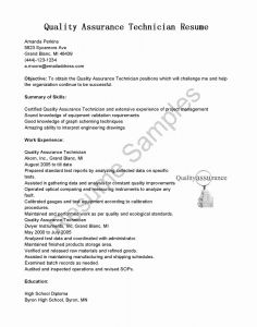 Computer Technician Resume Template - 25 Unique Automotive Technician Resume