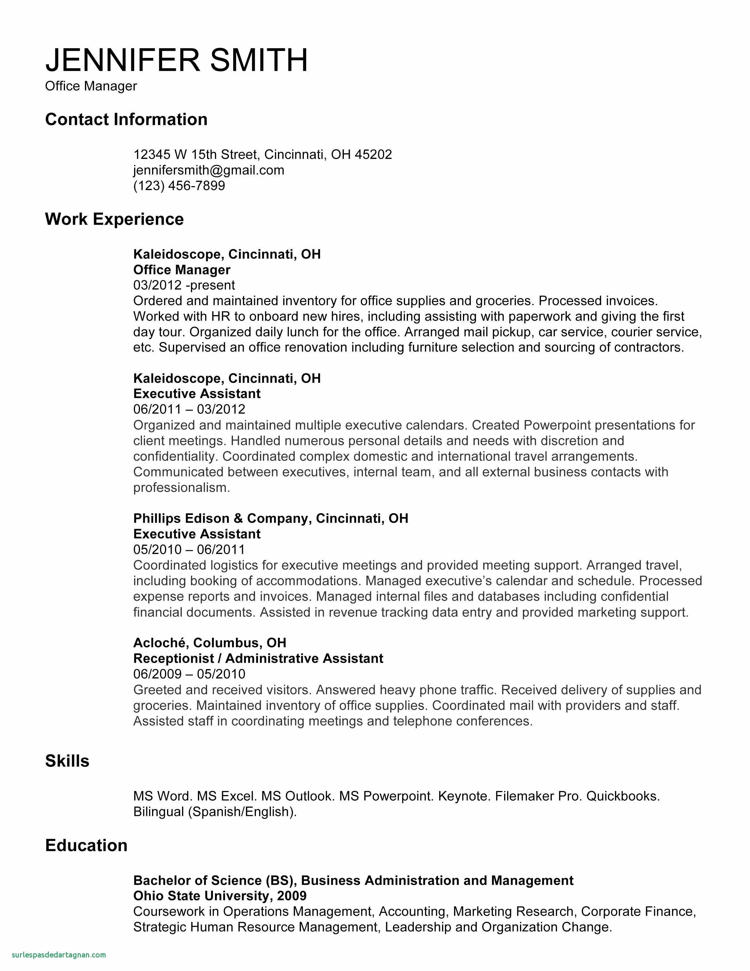 corporate resume Collection-Resume Template Download Free Unique ¢Ë†Å¡ Resume Template Download Free Luxury Empty Resume 0d Archives 16-j