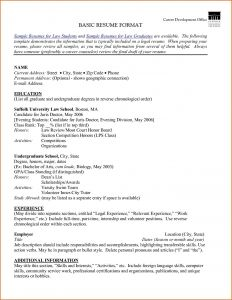 Counselor Resume Template - 25 Luxury Counselor Resume