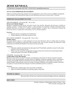 Credit Union Resume - Credit Manager Cover Letter New Sample Resume for Credit Manager