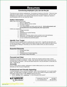Cummins Jobs Resume - How to Write An Resume Help Writing Resume Elegant How Write A