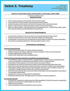 Data Analyst Resume Template - Nice High Quality Data Analyst Resume Sample From Professionals