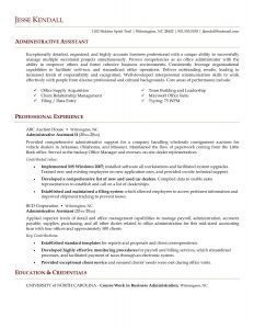 Data Entry Resume Template - Resume Fice assistant Beautiful Resume Template Executive