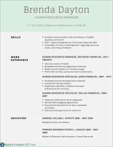Daycare Resume Template - Teacher Lead Resume Luxury Resume Examples for toddler Teachers Best