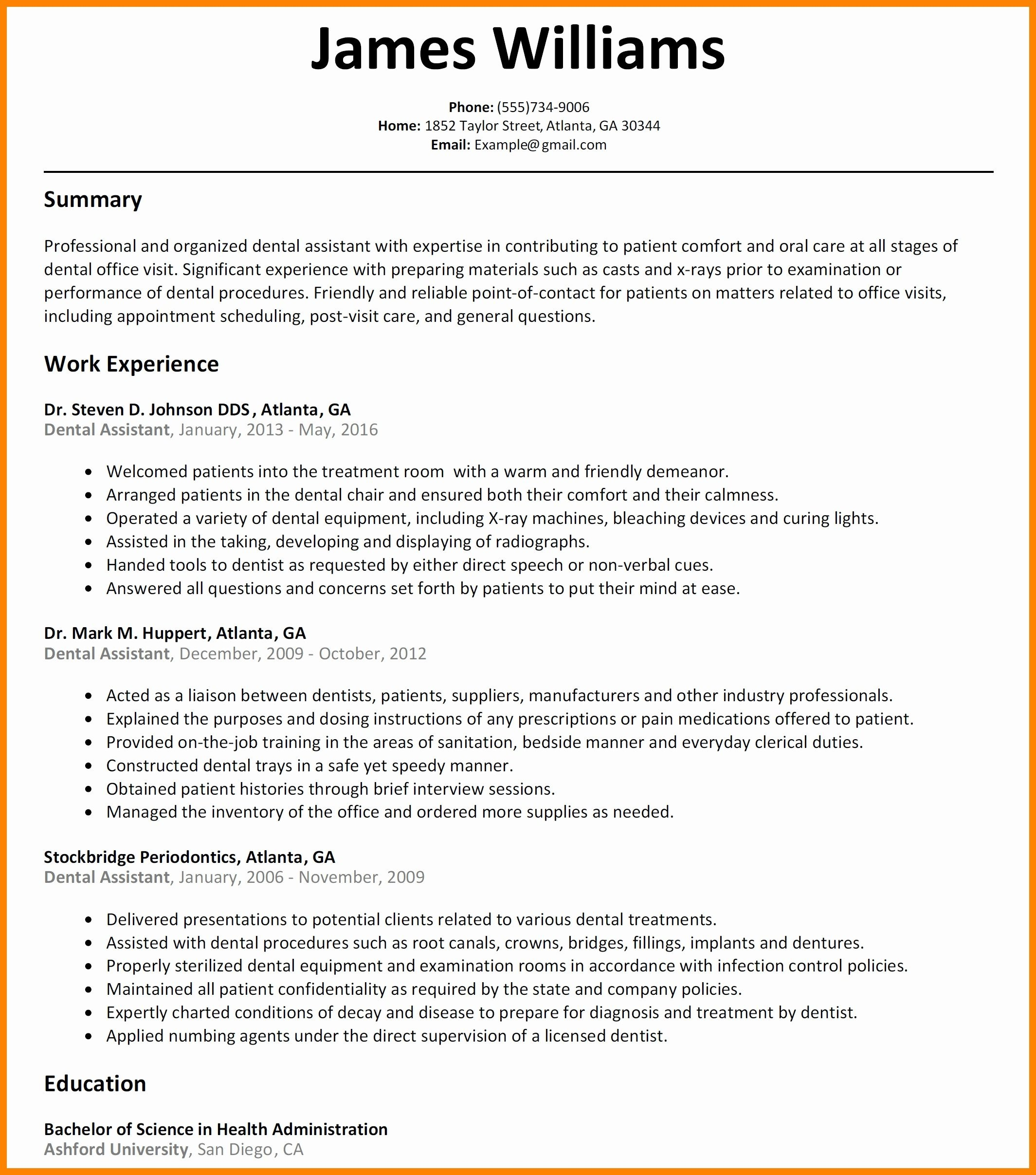 dental assistant resume template microsoft word example-Dental assistant resume templates lovely resume dental assistant for free dental assistant resume sample 5-f