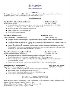 Diesel Mechanic Resume - Lovely Diesel Mechanic Resume