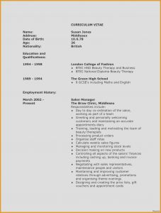Diesel Truck Mechanic Resume - Lovely Car Mechanic Education Resume New Resume format