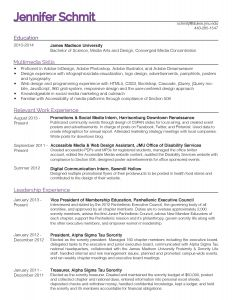 Digital Media Resume - social Media Manager Resume Fresh Media Resume Examples Examples