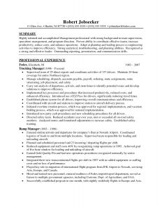 Dispatcher Resume - Resume for Dispatcher Talktomartyb