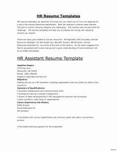 Doctor Resume Template - Download Luxury Word 2013 Resume Templates