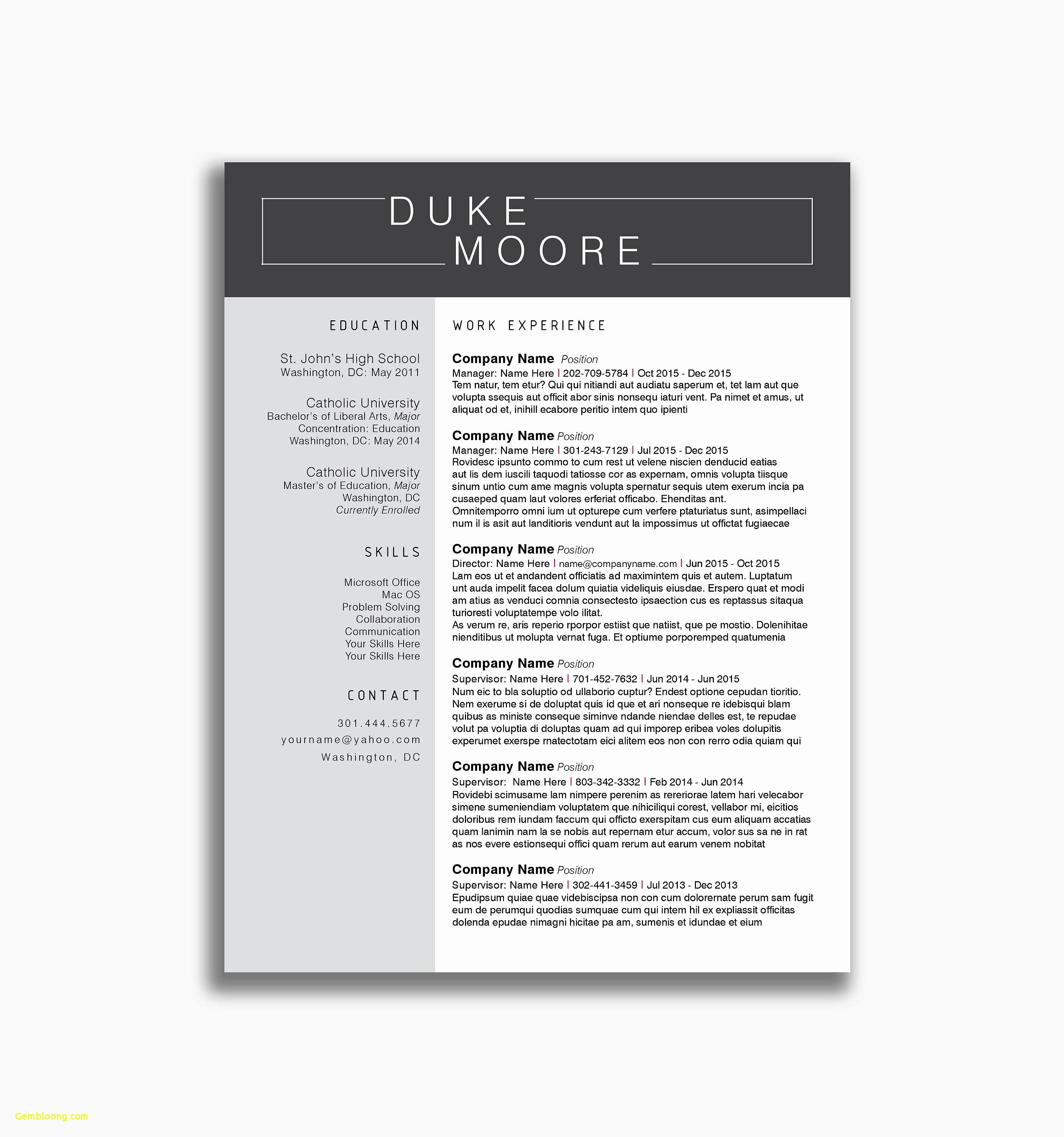 duke resume template example-Download Resume Template Beautiful Law Student Resume Template Best Resume Examples 0d 13-l