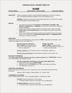 Education Resume - Education Resume Example Inspirational Lovely Fresh Free Resume