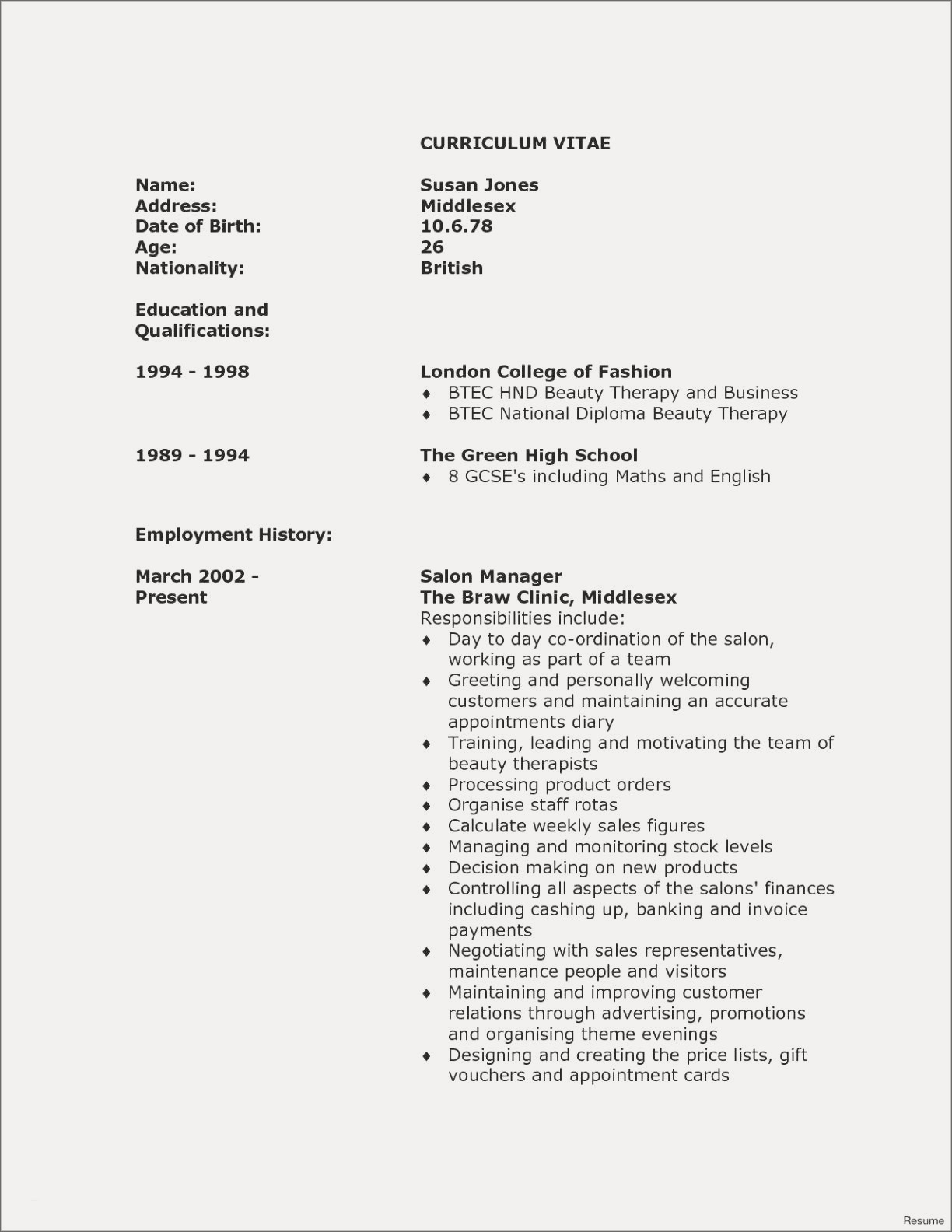 education resume example-Standard Resume Objective New Teacher Resume Example Awesome Resume Examples 0d Skills Examples 15-t